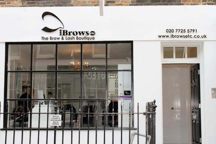 IBrows - Seymour Place, London